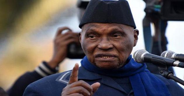 Tête de liste de l'opposition aux législatives : Me WADE  n'écarte rien et annonce son retour avant la campagne