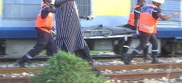 Rufisque : Une dame âgée de 58 ans écrasée par le petit train bleu
