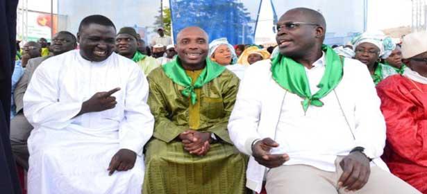 Bamba FALL de retour de la DIC : «Ils cherchent à mouiller Khalifa SALL pour qu'il ne soit pas candidat»