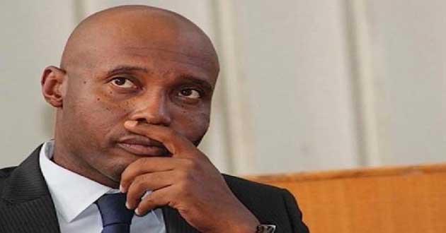 Immunité parlementaire : Barthélémy DIAS « déshabillé»
