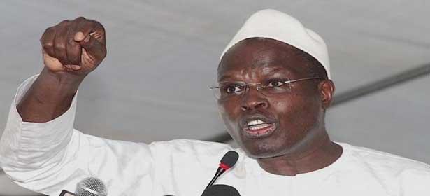 Khalifa SALL : «j'appelle les Tambacoundois à mettre fin à ce régime d'incompétents»