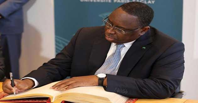 Nominations en Conseil des ministres: Macky continue l'opération recasement