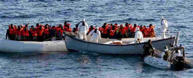 125 migrants sénégalais, dont 7 filles, interceptés par les garde-côtes mauritaniens