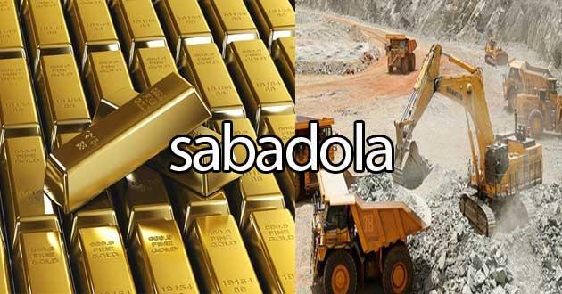 Kédougou : Plus de 6 tonnes d'or produites en 2016