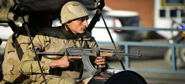 Égypte : douze soldats tués lors d'une attaque dans le nord du Sinaï