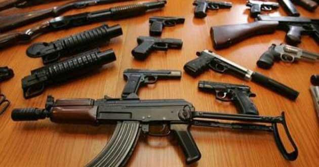 Le Nigeria intercepte une cargaison d'armes en provenance de Turquie