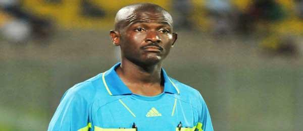 Le TAS confirme la suspension à vie de l'arbitre ghanéen Joseph Lamptey
