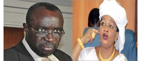 Assemblée nationale : Moustapha CISSE LO et Aïda MBODJ se donnent en spectacle