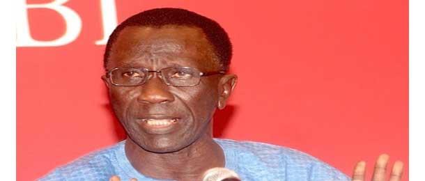 Moustapha FALL Che : «depuis qu'Idrissa SECK a su que l'élection présidentielle ne se tiendra plus en 2017, il a perdu la tête »