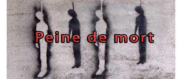 POUR OU CONTRE LE RETOUR DE LA PEINE DE MORT : les Sénégalais se prononcent