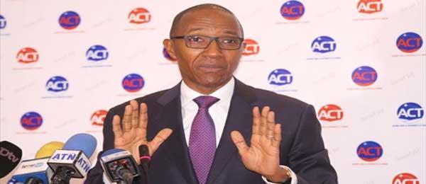 Abdoul MBAYE  disqualifie Macky : «il n'y a plus une lueur d'espoir »
