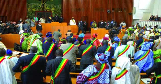 Assemblée nationale du Sénégal : La moyenne d'âge est de 54 ans