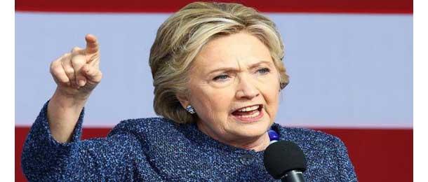 Selon Hillary Clinton, sa défaite a été causée par le FBI
