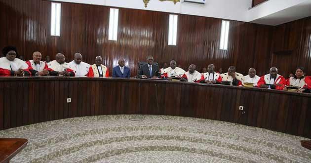 Rentrée des Cours et tribunaux : les magistrats soldent leur compte devant Macky SALL