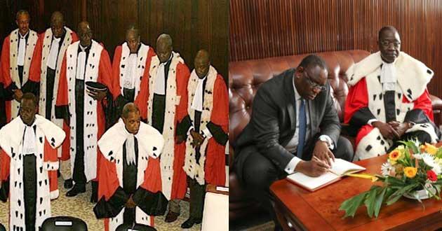 Le Substitut Général près la Cour d'appel de Dakar démissionne