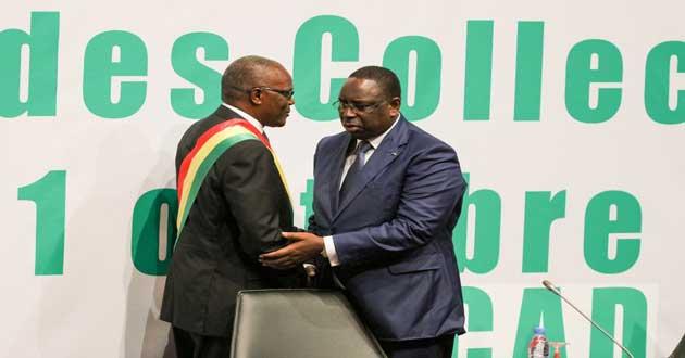 PRESIDENTIELLE 2019 : PS Wakhinane-Nimzaat vote Macky