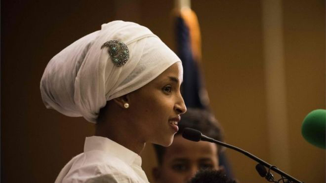 Islamophobie : Agression de l'élue américaine, Ilhan Omar