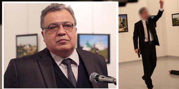 L'ambassadeur russe en Turquie tué par balle à Ankara