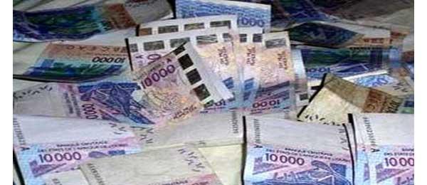 Recettes budgétaires : Les ressources de l'Etat attendues à 2384 milliards en 2017