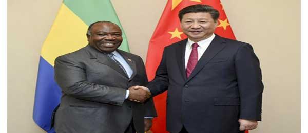 Gabon : lâché par la France, Ali Bongo  se tourne vers la Chine