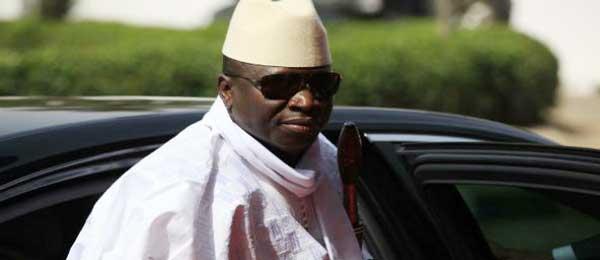Présidentielle en Gambie : Yaya JAMMEH reconnait sa défaite (CENI)