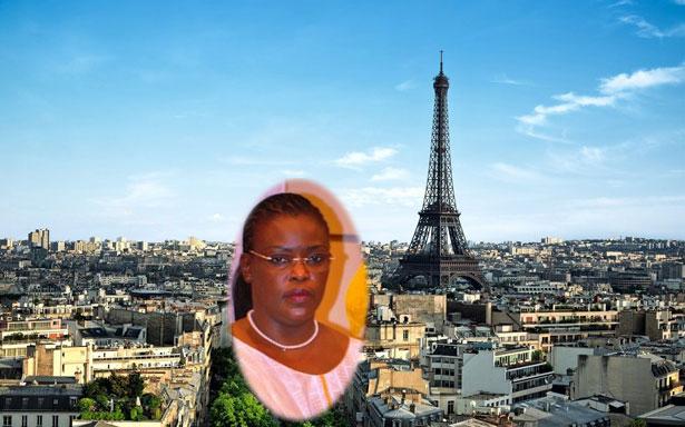 VISITE DE MACKY EN FRANCE : Marème Faye distibue des billets, des militants et un diplomate se tapent dessus