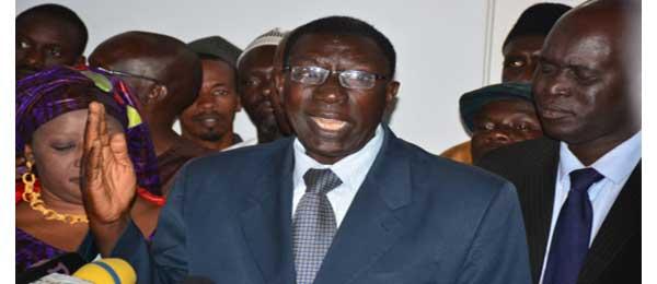 Wattu Manko Sénégal : Le Front divisé en deux camps