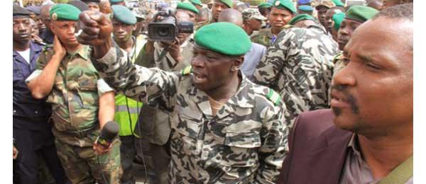 Mali : les partisans de Sanogo venus en masse au premier jour de son procès