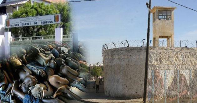 Sénégal : 37 prisons pour 10 045 détenus