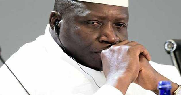 Discours du nouvel an: Jammeh accuse la CEDEAO d'ingérence et demande aux Gambiens de se préparer