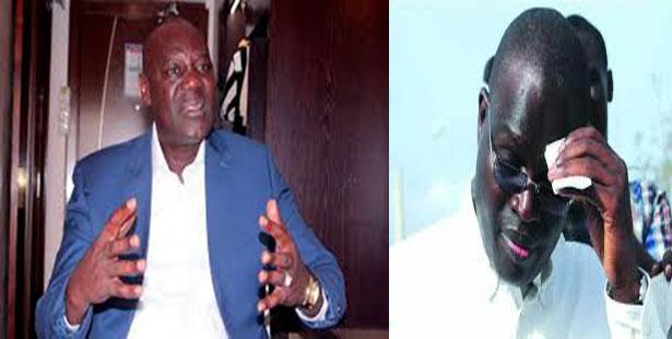 Cheikh GUEYE, maire de Dieupeul : «c'est la personne même  de Khalifa SALL qui est visée»