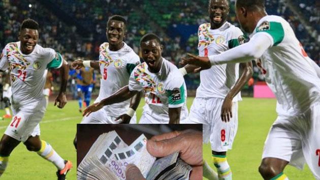 Primes de la CAN2019 : chaque joueur touchera 59 millions de francs CFA