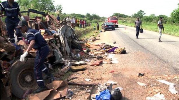 Mali : 15 morts dans un accident de la route