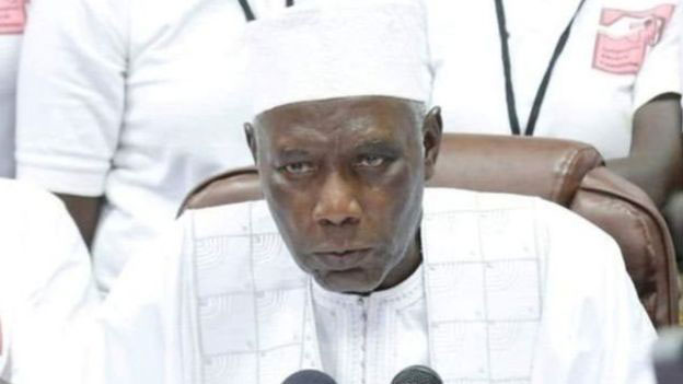 Gambie : le chef de la Commission électorale s'est réfugié au Sénégal, selon sa famille