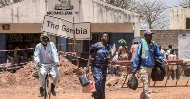 45 000 réfugiés provenant de la Gambie recensés par le HCR