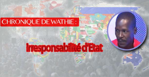 Irresponsabilité d'Etat