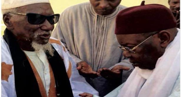 Ce que Serigne Abdoul Aziz SY «Al Amine» a révélé à Sidi Lamine NIASS