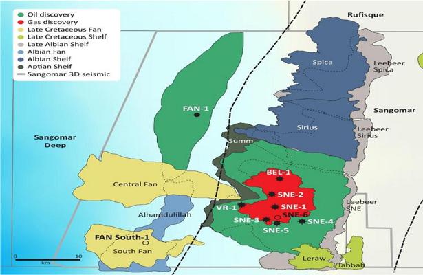 Les dernières prouesses  de Cairn Energy dans les eaux sénégalaises
