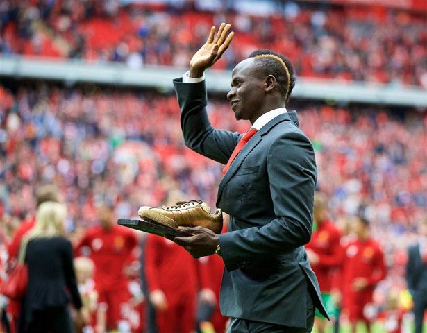 Trophées ANPS : Sadio MANE  élu meilleur joueur sénégalais de l'année 2017