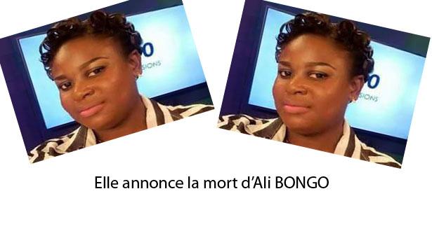 Gabon : une présentatrice de la TV suspendue après un lapsus sur Bongo