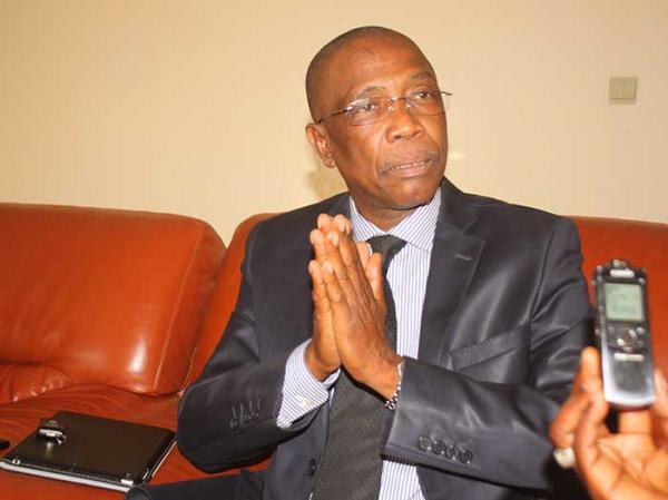 Macky parrain de Madické : la présidence dément