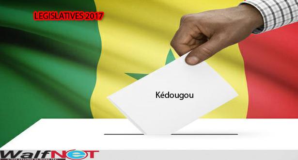PREMIÈRES TENDANCES: KEDOUGUOU