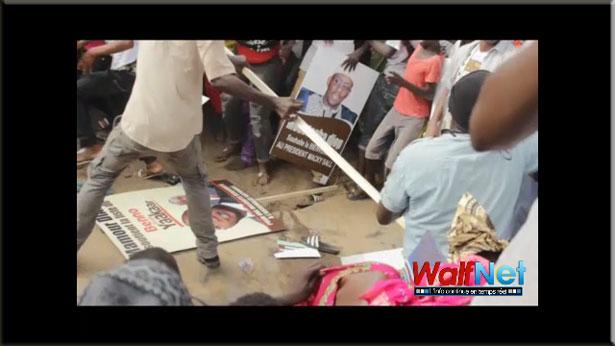 Les «apéristes» de Louga se tapent dessus : le directeur des Domaines et le ministre Moustapha DIOP dans le ring