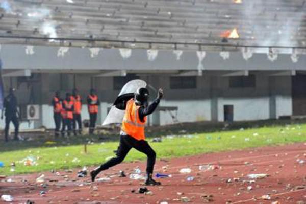 Drame au stade Demba DIOP : l'US Ouakam suspendue «à titre conservatoire''