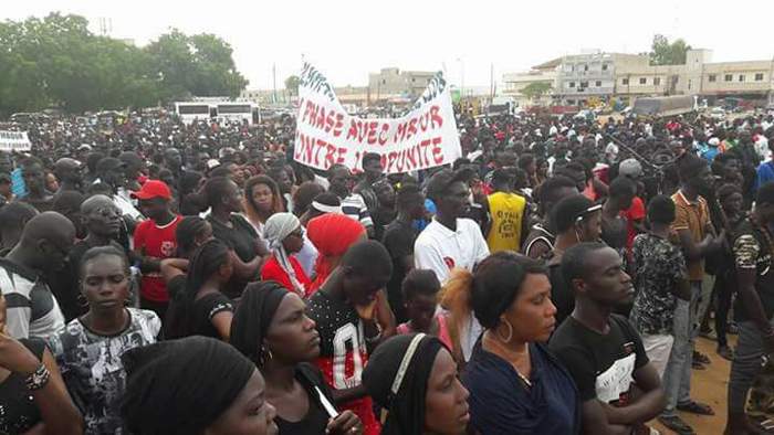 Réintégration de  l'USO : les parents des victimes du drame du stade Demba Diop taclent le TAS et la FSF