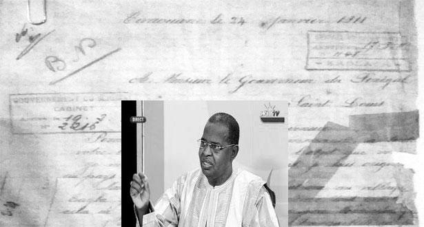Approximation, errements et confusion d'Iba Der THIAM : Sidy Lamine NIASS avait anticipé