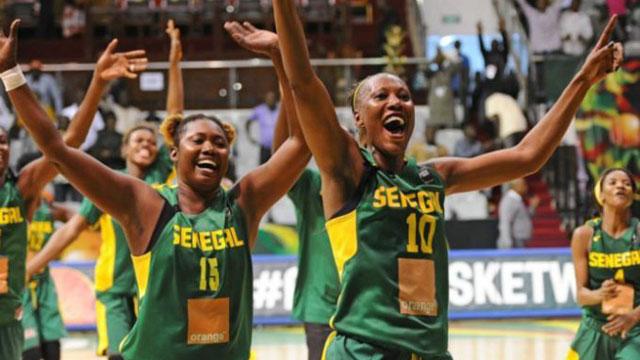 Afrobasket féminin : Les Lionnes démarrent en fanfare