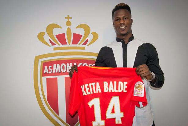 France :   Keita BALDE 24e joueur le mieux payé avec 223 millions de FCfa/mois