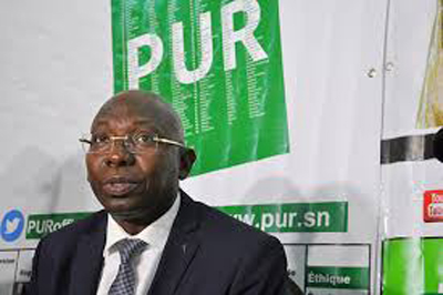 Le PUR ''loin d'être un parti religieux», selon Cheikh Issa SALL