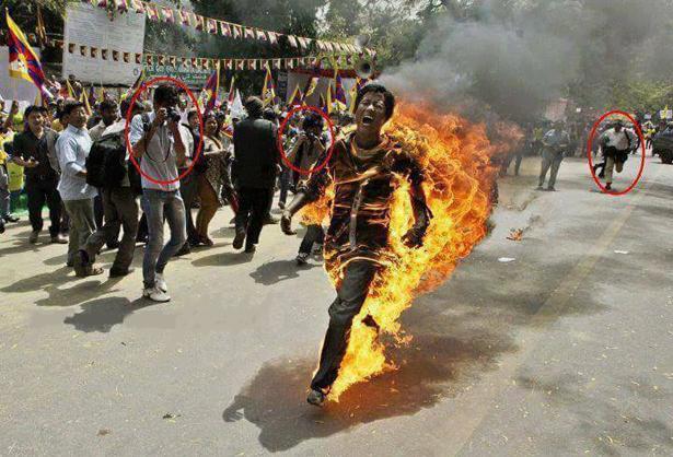 Massacre des musulmans en Birmanie : des  images explosives (âmes sensibles s'abstenir)